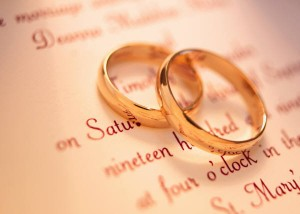 Marriage?  The Word Means Something