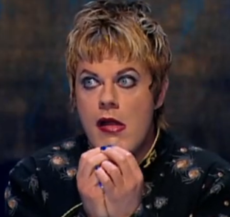 Lunch Laugh: Eddie Izzard: Army