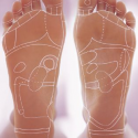Reflexology Hand and Foot Maps