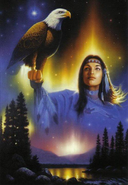 Lakota Prayer: Walk in Balance