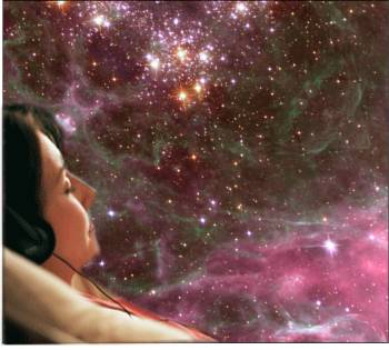 dreaming with the cosmos image; dream interpretation