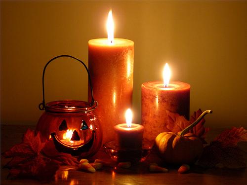 Happy Halloween!  Happy Samhain!