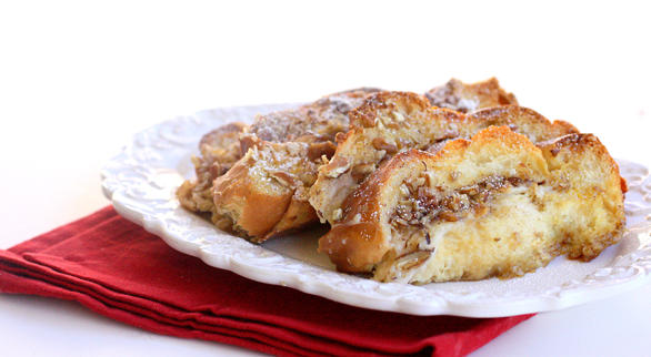 french toast overnight casserole