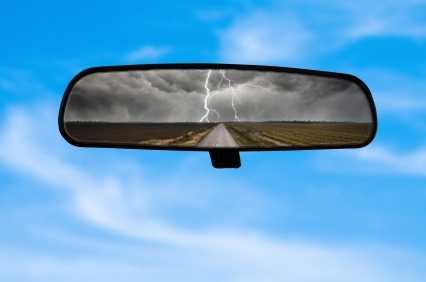 Don't Use The Rearview Mirror, Unless You Really Want To