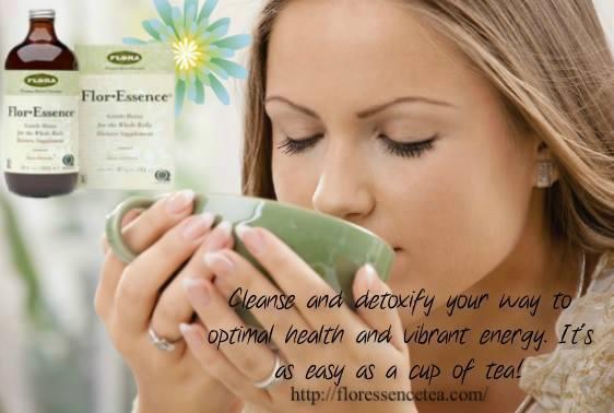 detox tea - FlorEssence