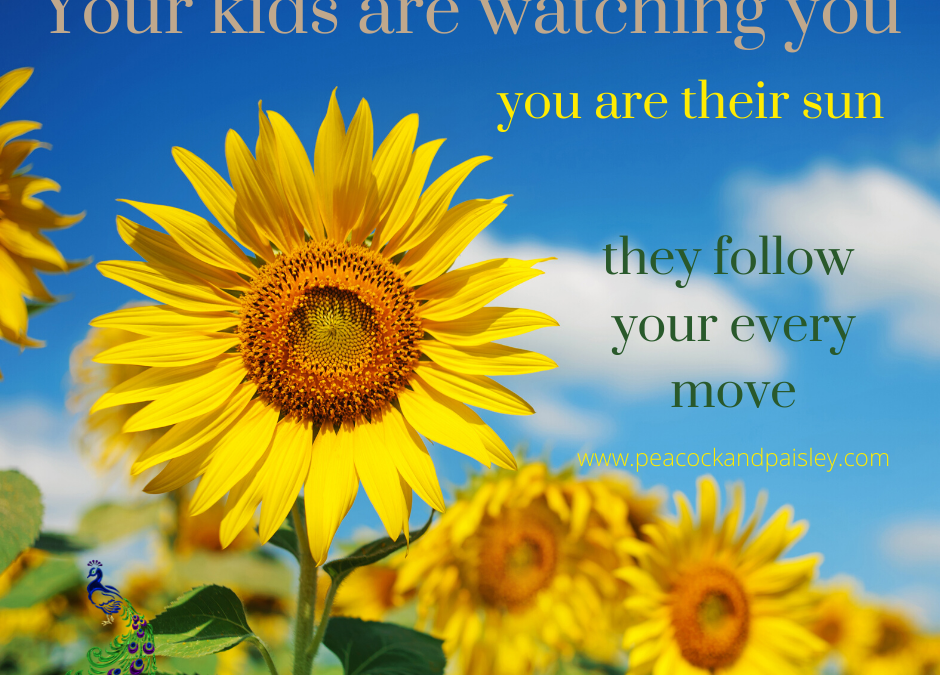 Your Kids Are Watching You