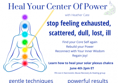 Heal Your Power Center