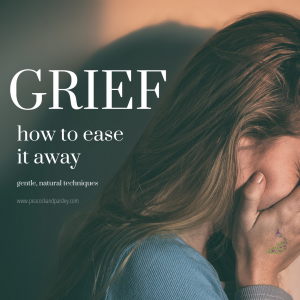 Heal Grief course Peacock & Paisley Heather Cate Spiritual Coach