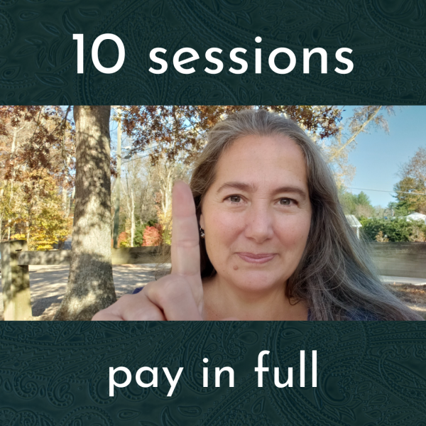 spiritual coaching with Heather Cate :: Peacock & Paisley 10 sessions